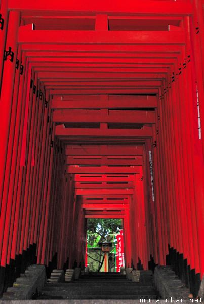 Hie Shrine, Nagata-chō, Tokyo