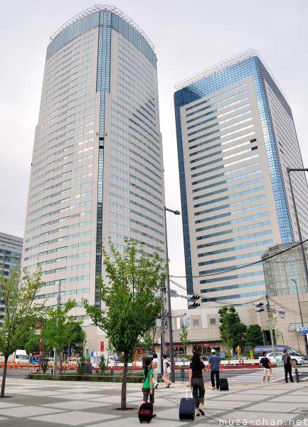 Toyosu Center Building and Annex, Toyosu, Tokyo