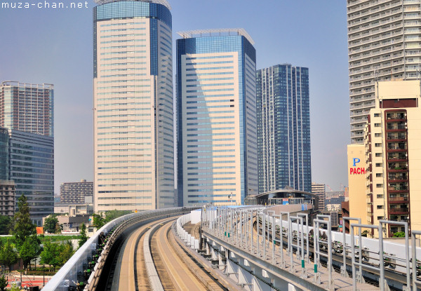 Toyosu Skyscrapers, Koto-ku, Tokyo