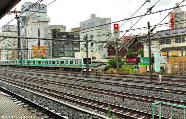 Uguisudani Station, Taito, Tokyo