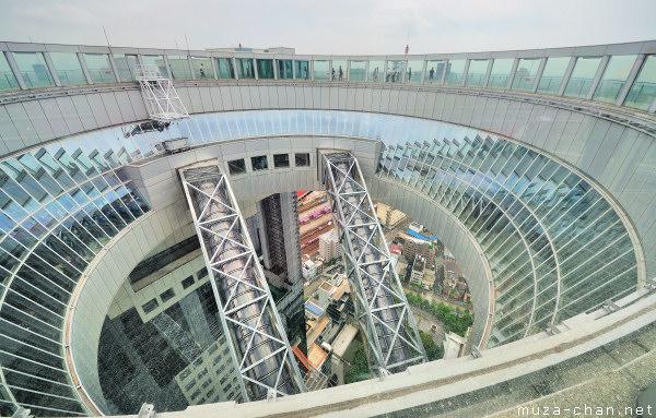 Umeda Sky Building Observatory, Osaka