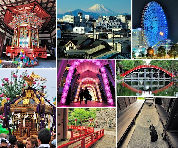 3 Years of Daily Japan Photos... Top 12 Visitors Choice