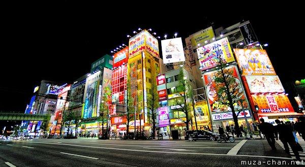 Chuo-dori, Akihabara, Tokyo