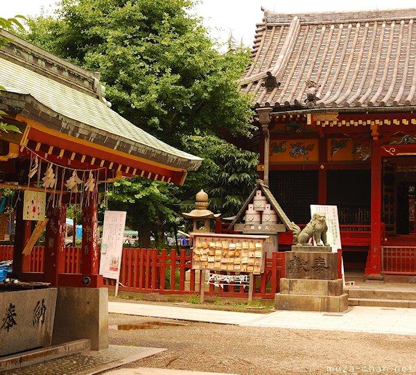 Asakusa Shrine, Senso-ji, Tokyo