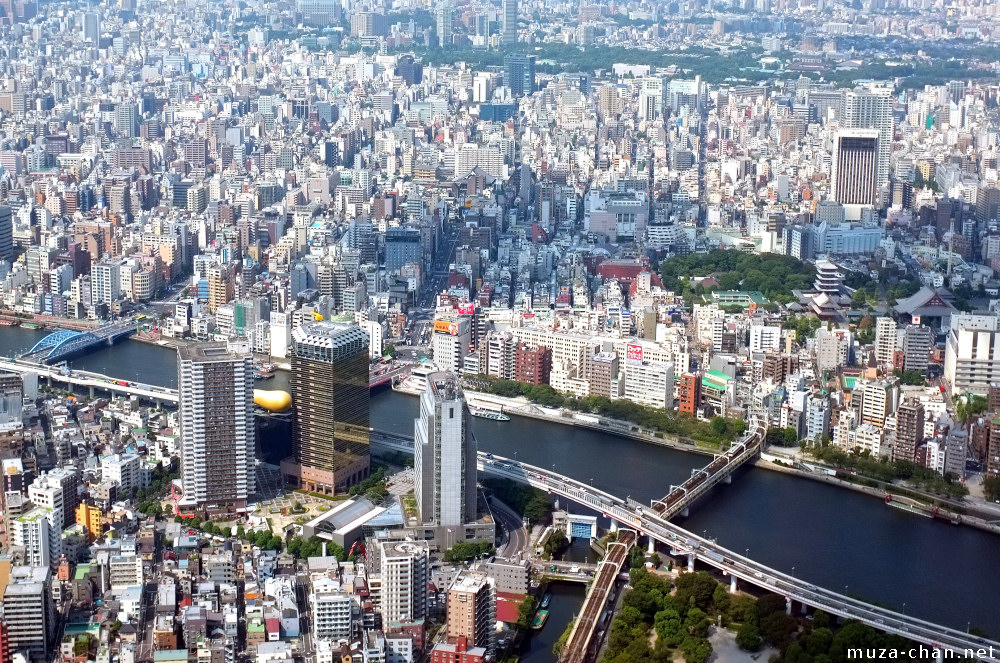 how to get from tokyo to asakusa