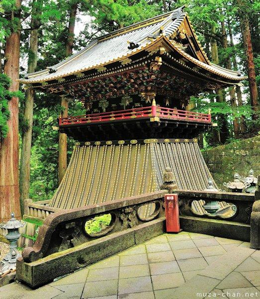 Bell Tower, Taiyuin Mausoleum, Nikko