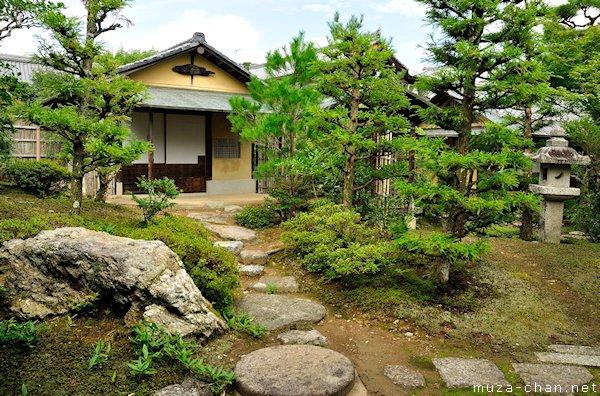 Chashitsu, Tenryu-ji Temple, Arashiyama, Kyoto