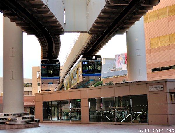 Chiba Urban Monorail, Chiba