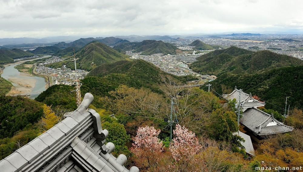 Japanese castle types, Yamajiro
