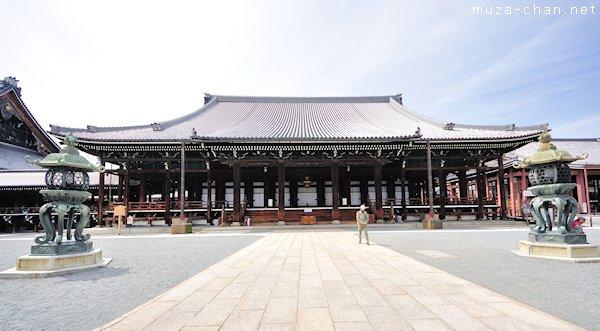 Goei-do, Nishi Hongan-ji, Kyoto