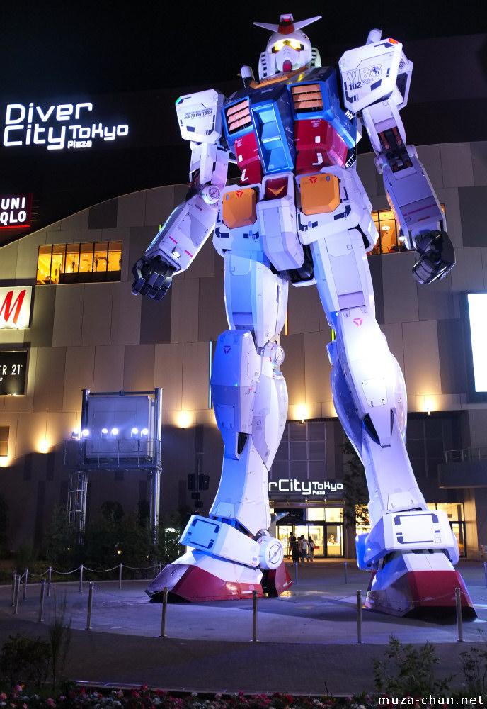 Tokyo Gundam 2012