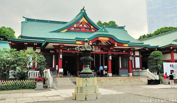 Hie Jinja, Chiyoda, Tokyo