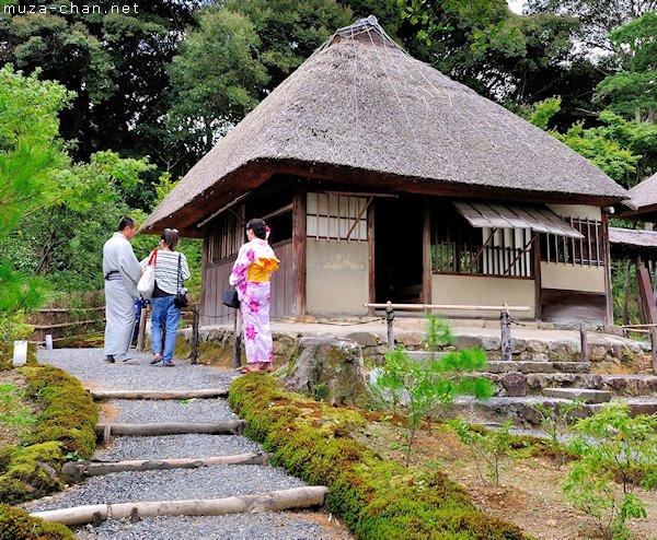 Kasa-tei, Kodaiji Temple, Kyoto
