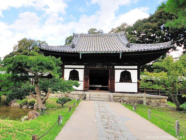 Kaizando Hall, Kodaiji Temple, Kyoto