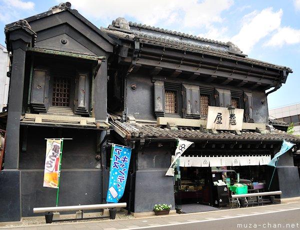 Kurazukuri Houses, Kawagoe, Saitama