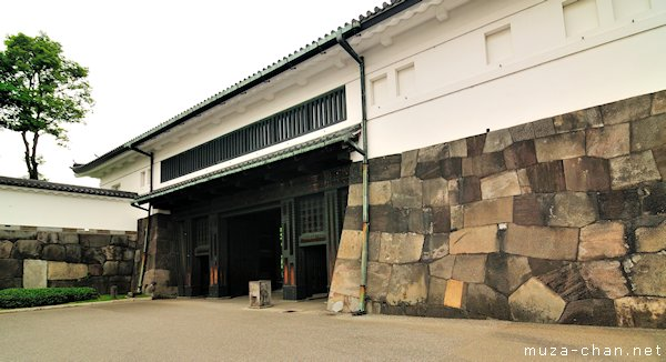 Otemon Gate, Imperial Palace, Tokyo