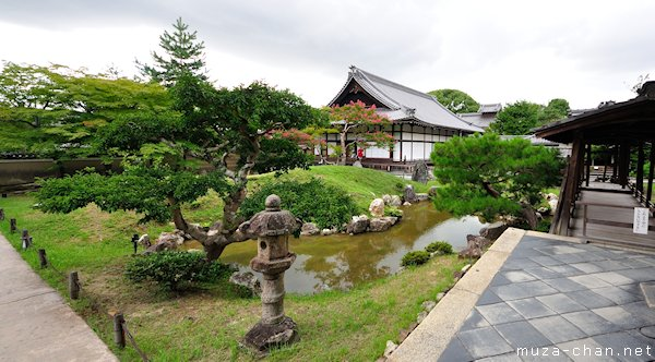 Japanese Gardens Kodaiji Temple Kyoto