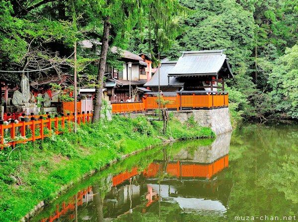 Kumataka pond, Fushimi Inari Taisha, Kyoto