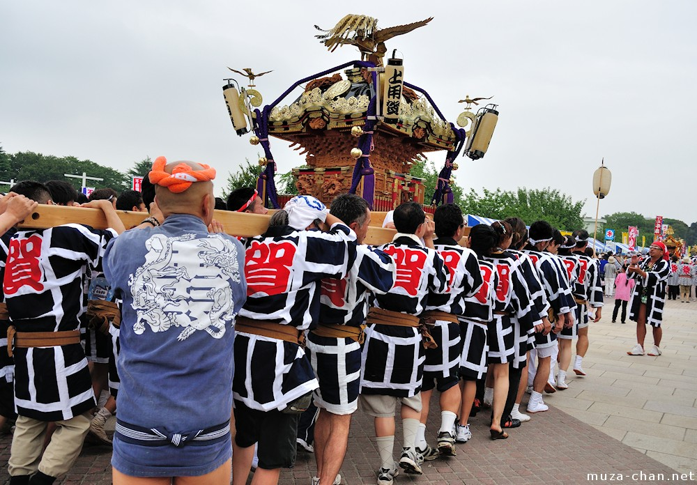 Japanese Traditions The Shinto Mikoshi