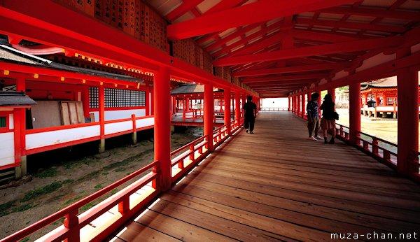 Naishi bashi, Itsukushima Shrine, Miyajima