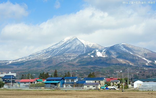 Mount Bandai, Aizu