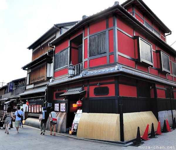 Ochaya, Gion, Kyoto