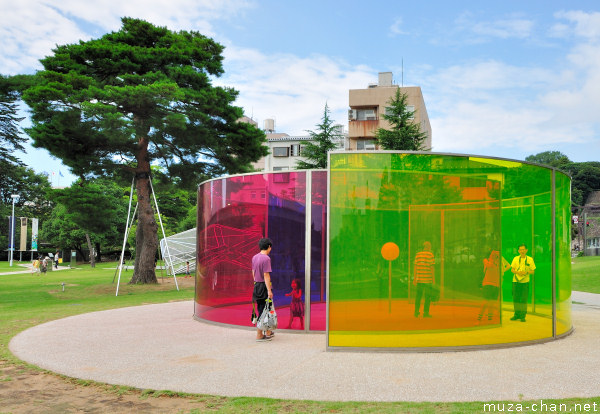 Colour Activity House, The 21st Century Museum of Contemporary Art, Kanazawa