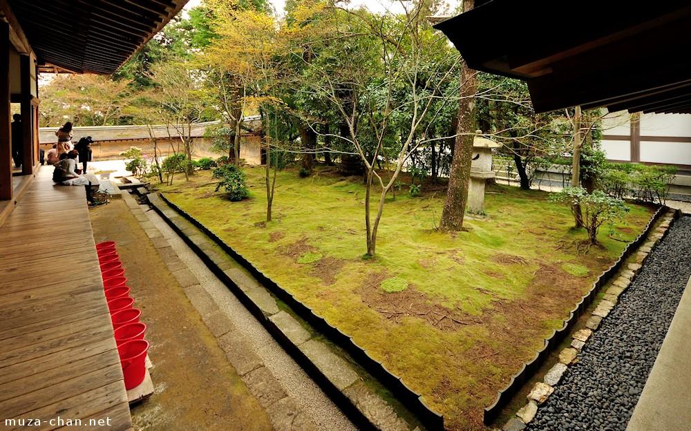 Japanese Gardens Moss