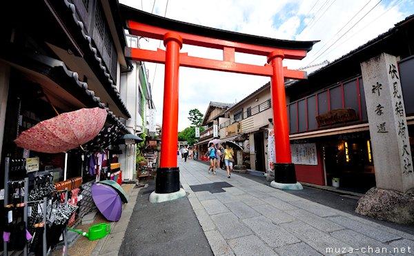Torii, Fushimi Inari Taisha, Kyoto
