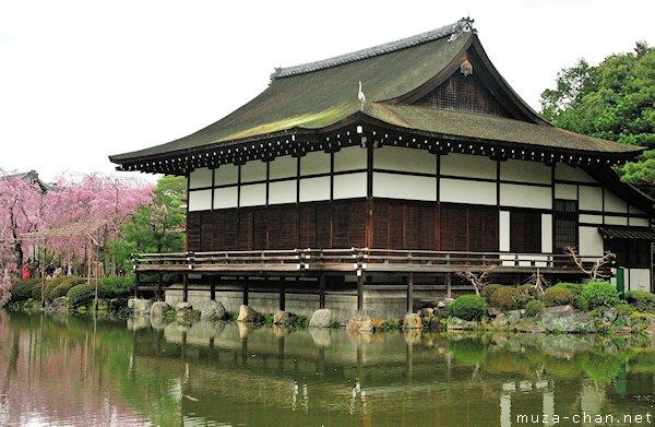 Shobi-kan, Higashi Shin'en (East Garden), Heian Shrine, Kyoto