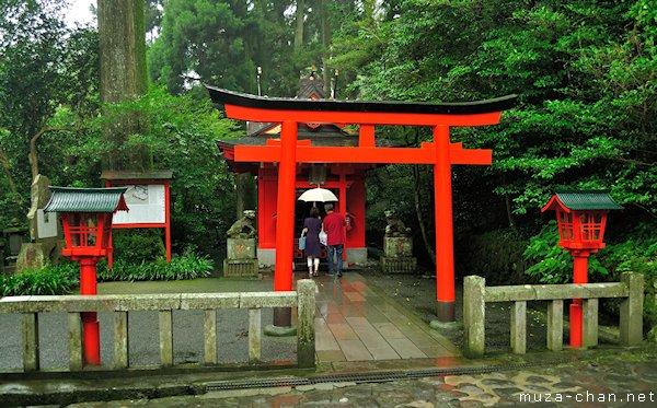 Soga Brothers Shrine, Hakone Shrine, Hakone