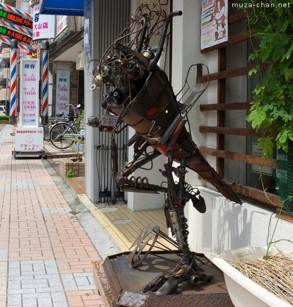 Steampunk insect, Inuyama
