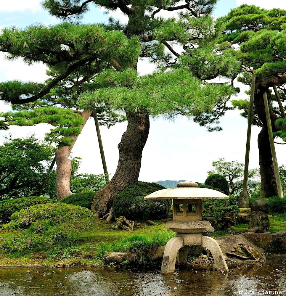 Stone Lantern, Kenroku En Garden, Kanazawa