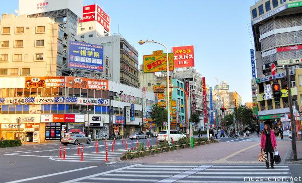 Takadanobaba, Tokyo