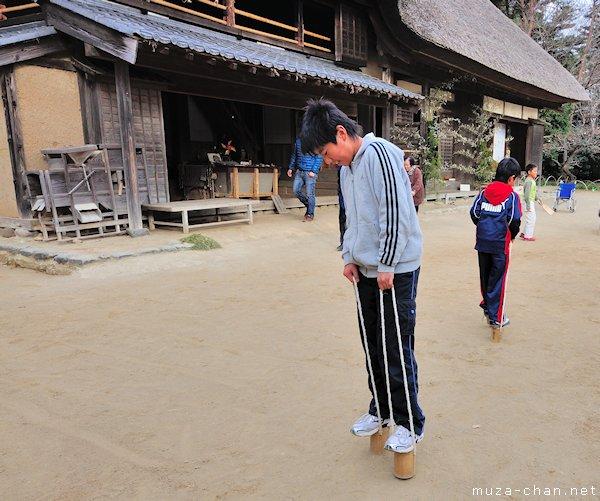 Takeuma, Boso no Mura Open Air Museum, Chiba