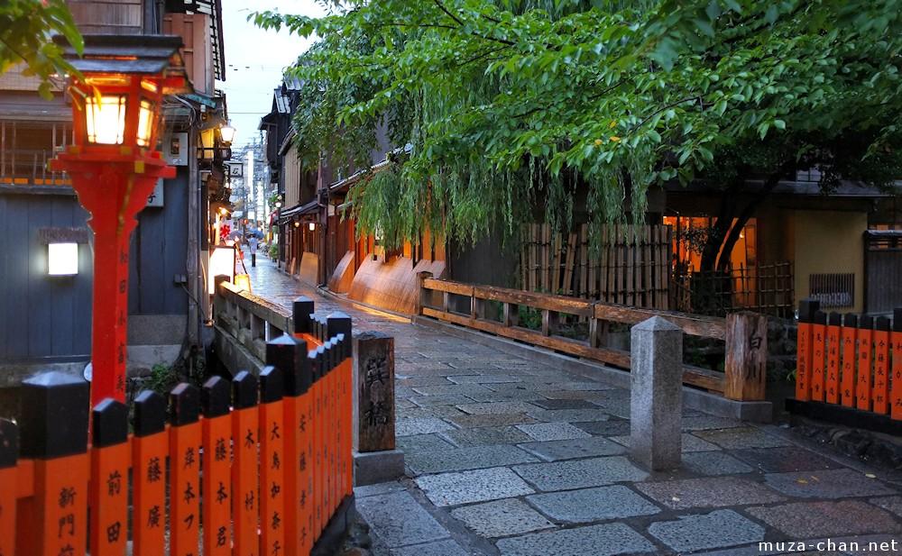 The Bridge From Memoirs Of A Geisha Tatsumi Bashi