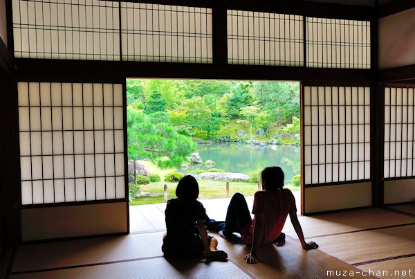 A Japan Photo per Day - Visiting Kyoto, Tenryu-ji Temple