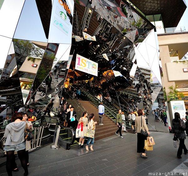 Tokyu Plaza Omotesando Harajuku, Shibuya, Tokyo