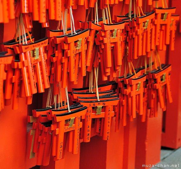 Ema, Fushimi Inari Taisha Shrine, Kyoto