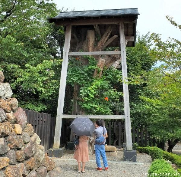 Sacred tree, Inuyama Castle, Inuyama