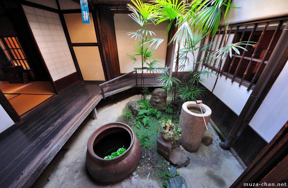 Japanese gardens the ohashi courtyard garden - Jardines japoneses zen ...