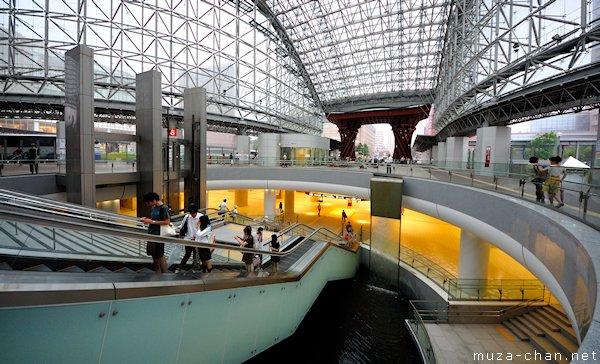 Tsuzumimon Gate, Motenashi Dome, Kanazawa Station, Kanazawa
