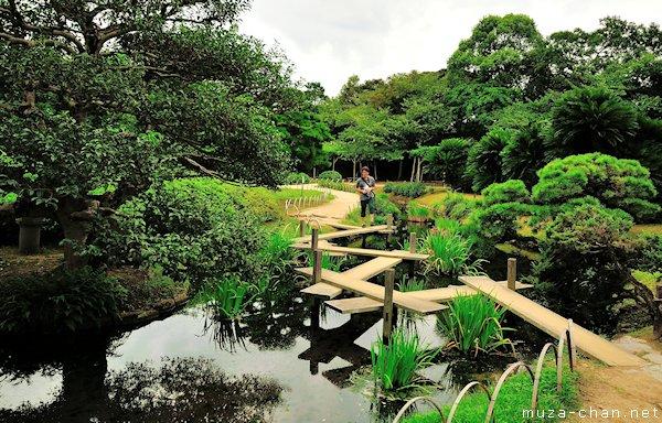 Yatsuhashi, Koraku-en Garden, Okayama