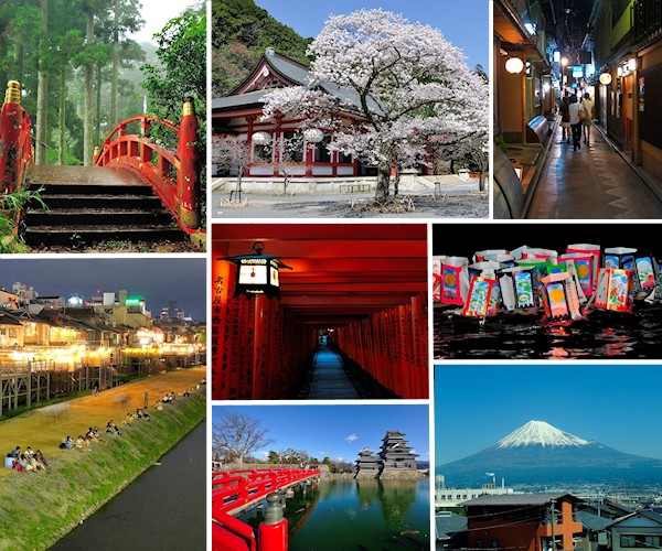 4 Years of Daily Japan Photos... Top 12 Visitors Choice