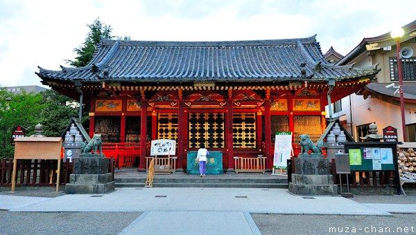 Asakusa Shrine, Tokyo