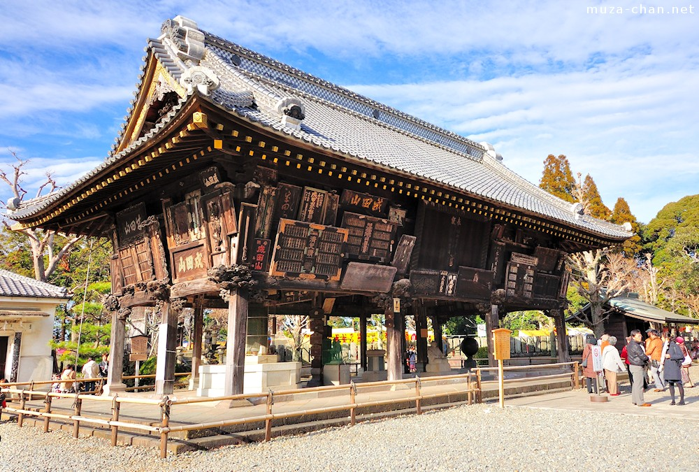 Japanese traditional architecture, Emaden