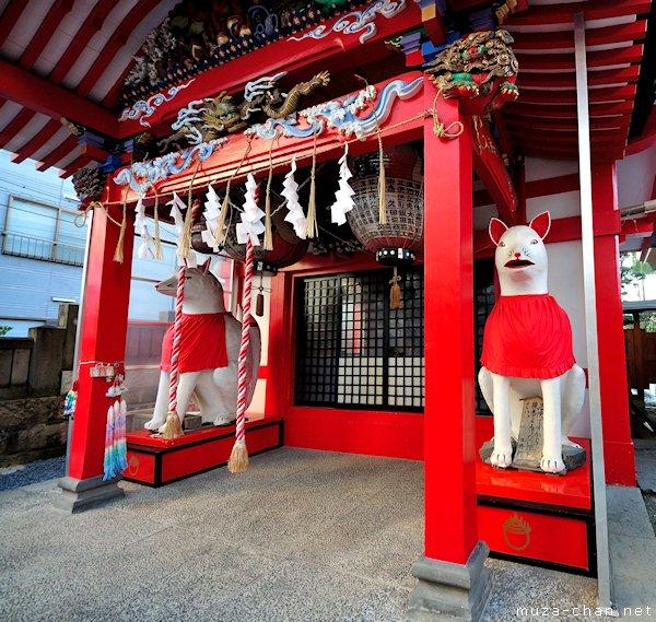 Kasamori Inari Jinja, Matsumoto