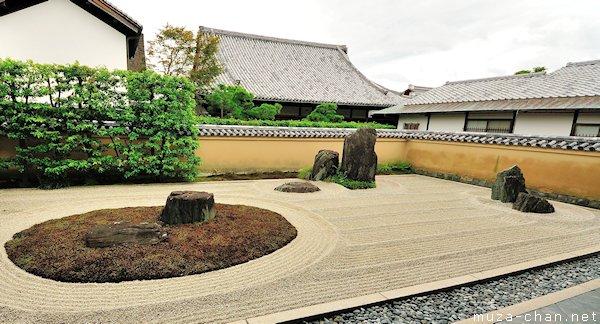 Isshidan, Ryogen-in Temple, Kyoto
