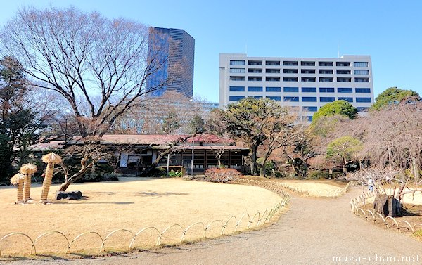 Koishikawa Kōrakuen Garden, Tokyo