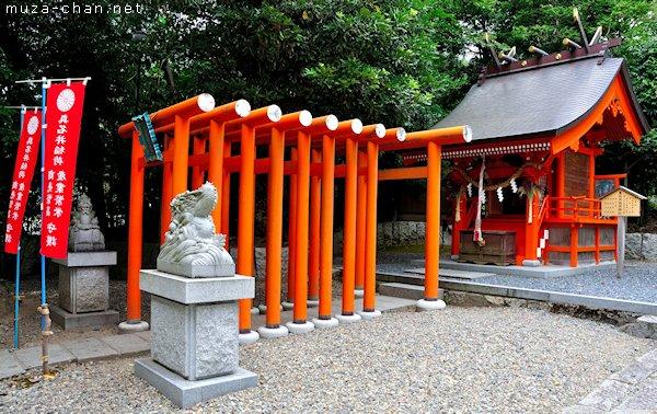 Motoise Kono Shrine, Amanohashidate